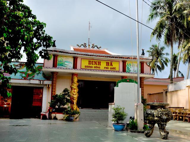 Dinh Ba Temple