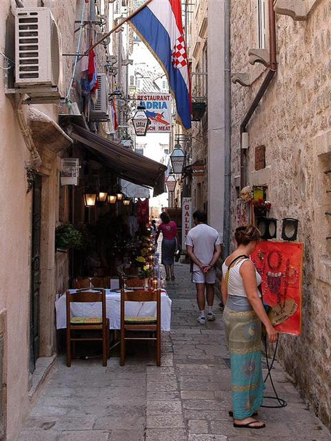 Categorie Dubrovnik Vieille Ville de Dubrovnik