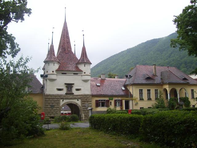 Ecaterina Gate