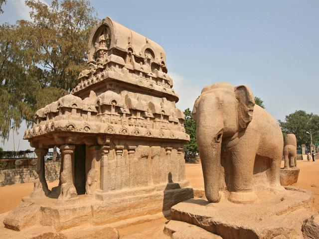 Category Mahabalipuram Pancha Rathas