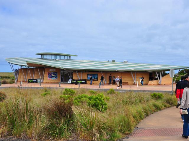 Exhibition house, Twelve Apostles