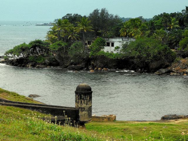 Vieille ville de Galle et ses fortifications