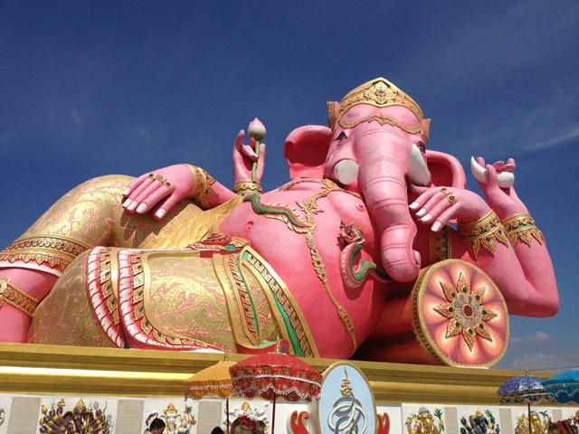 Category Chachoengsao Saman Rattana Ram Temple