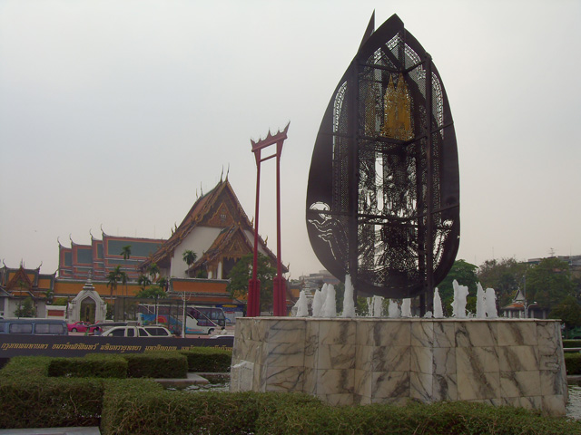 Category Bangkok Wat Suthat Thepwararam