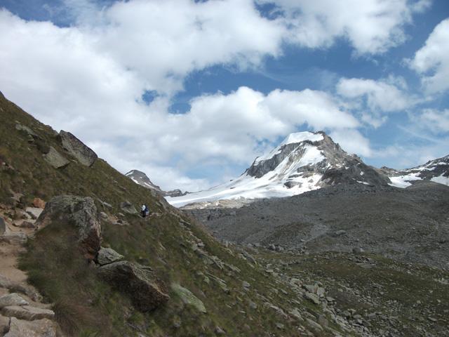 Gran Paradiso peak
