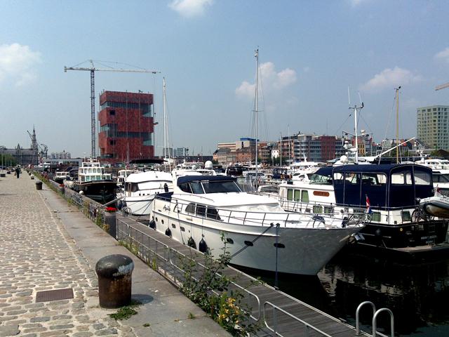 Category Antwerp Harbour