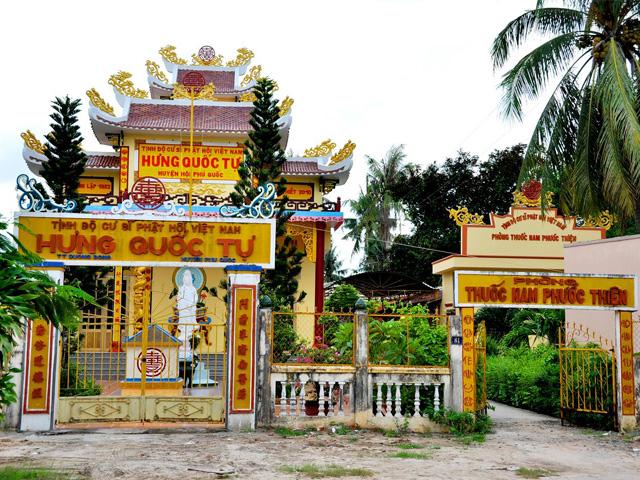 Hung Quoc Pagoda