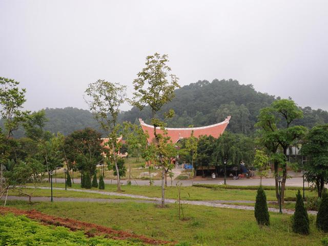 Nghia Linh mountain