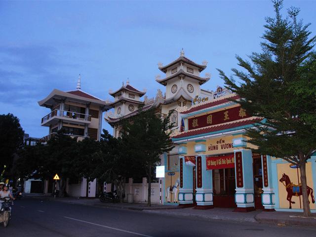 Temple Hung Vuong