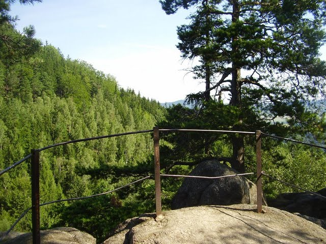 Husitte Rocks