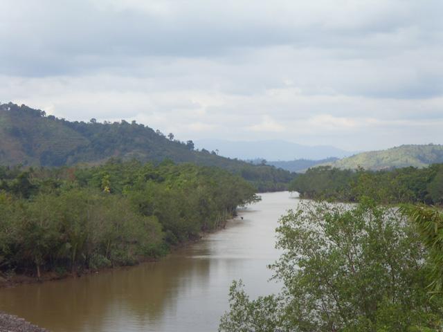 Kraburi River
