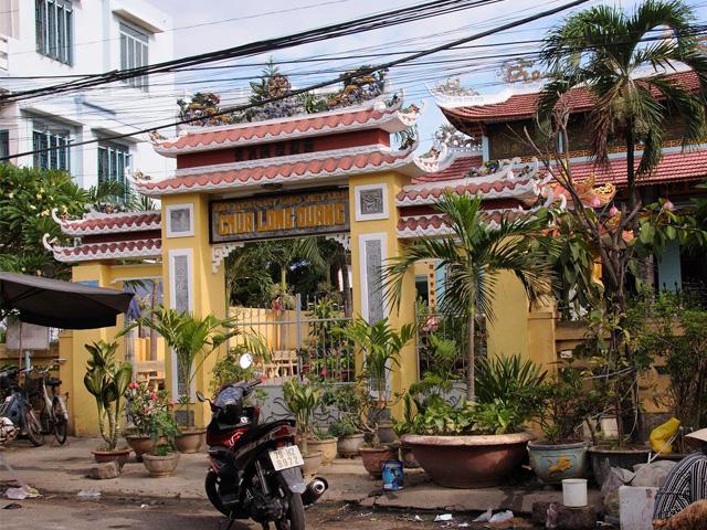 Pagode Long Quang