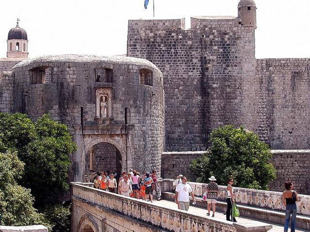 Categorie Dubrovnik Remparts de Dubrovnik