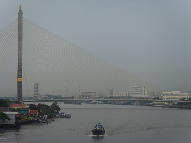 Category Bangkok Rama VIII Bridge