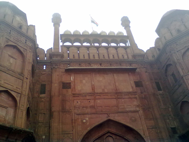 Categorie New Delhi Fort Rouge
