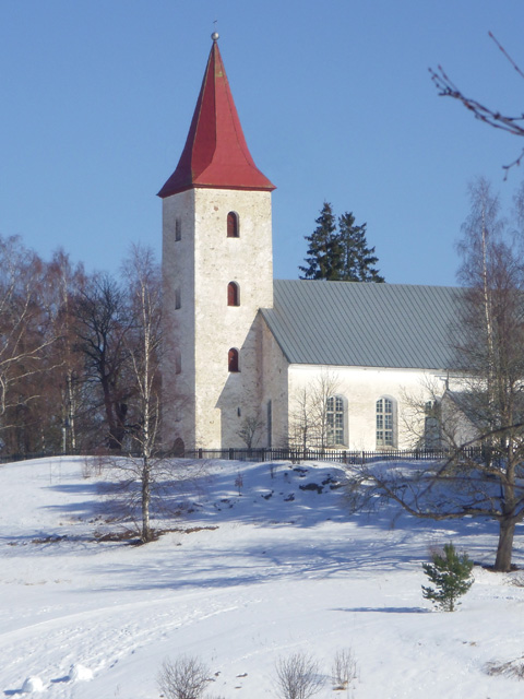 Rouge church