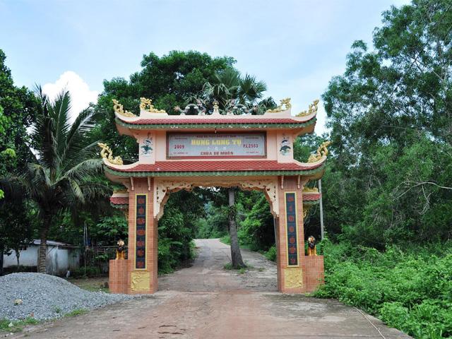 Gate, Su Muon pagoda