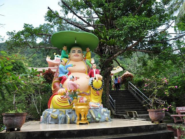 Statue, Su Muon pagoda