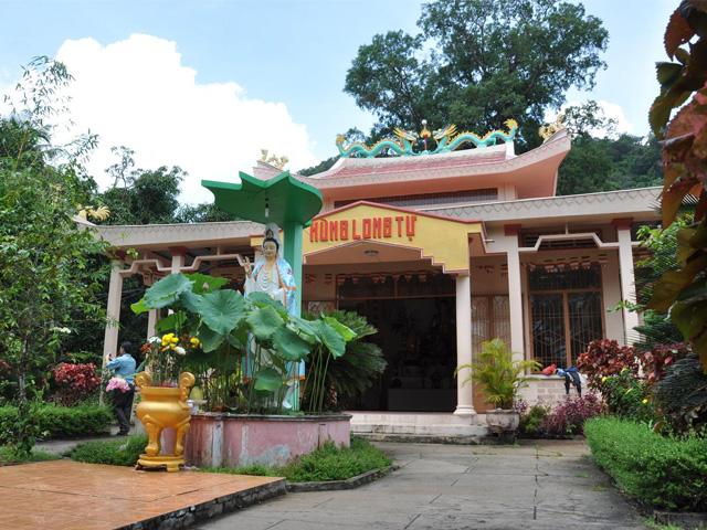 Main building, Su Muon Pagoda