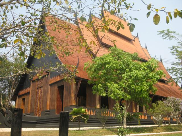Category Chiang Rai Black House
