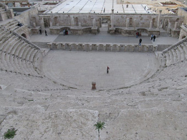 Théâtre antique d'Amman