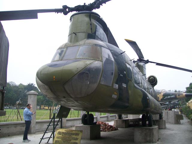 Vietnam People's Air Force Museum