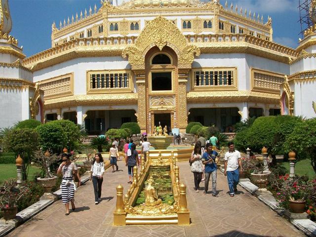 Wat Pha Nam Thip Thepprasit Wanaram