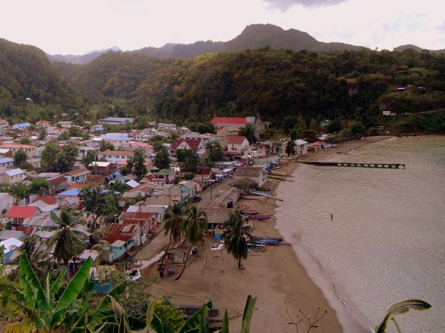 Quatier d'Anse la Raye