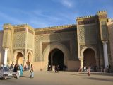 Bab Mansour, Historic City of Meknes