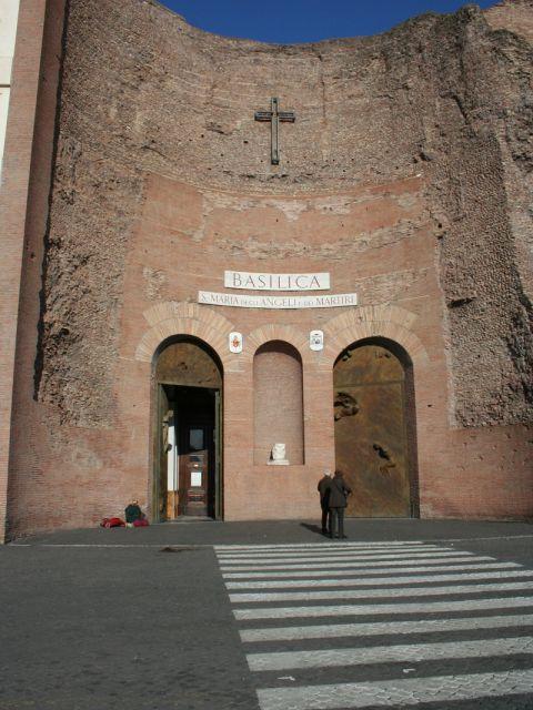 Basilique Santa Maria degli Angeli e dei Martiri