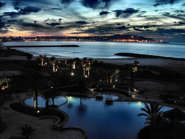 Baie de Tangier