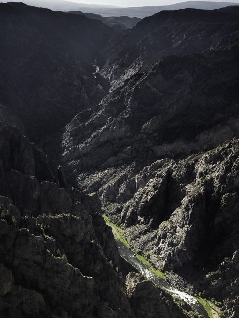 Parc national de Black Canyon of the Gunnison