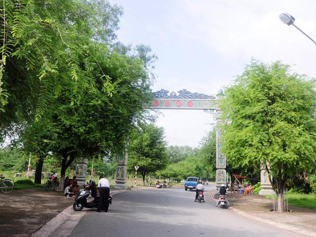 Pagoda Buu Phong