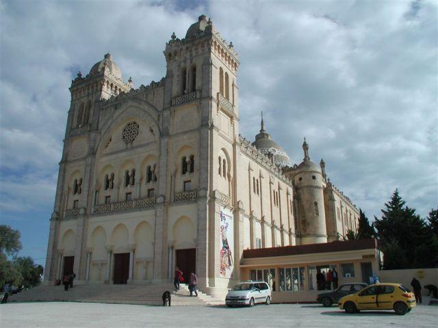 Cathédrale Saint-Louis de Carthage