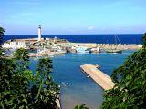 Cherchell port