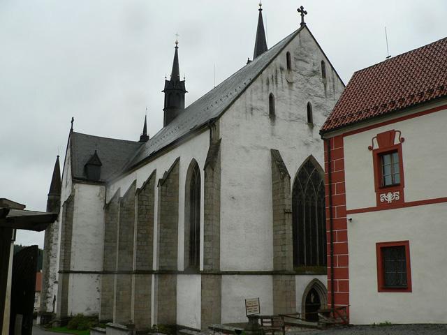 Monastère Vyssi Brod