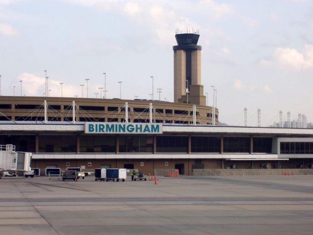 Aéroport international Birmingham-Shuttlesworth