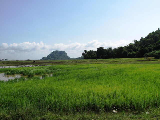 Da Dung Mountain