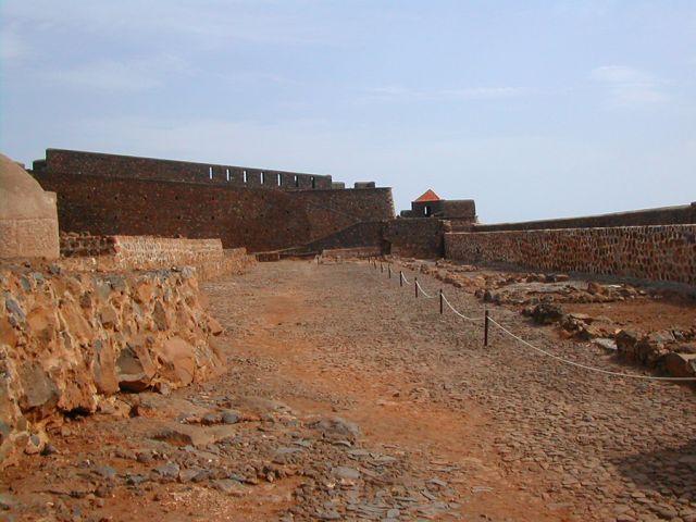 Sao Filipe fort
