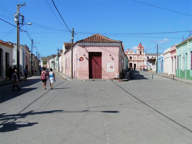 Centre historique de Camagüey