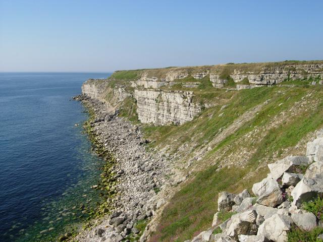 Littoral du Dorset et de l'est du Devon