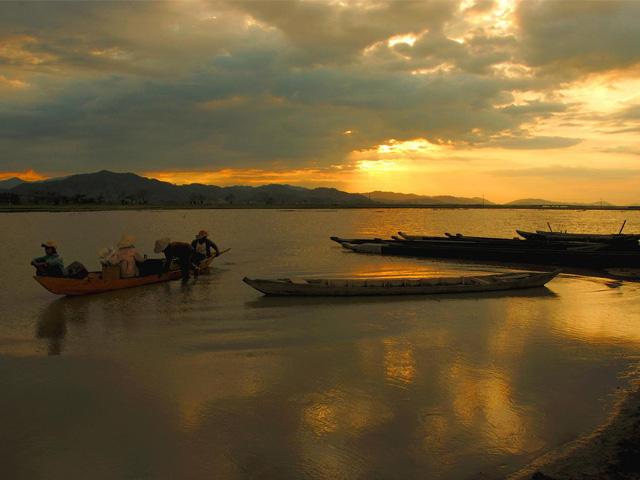 Krong Ana river