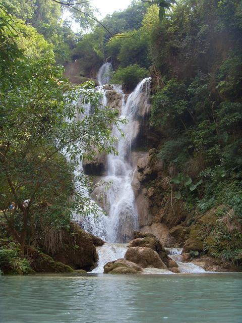 Cascades Kuang Si