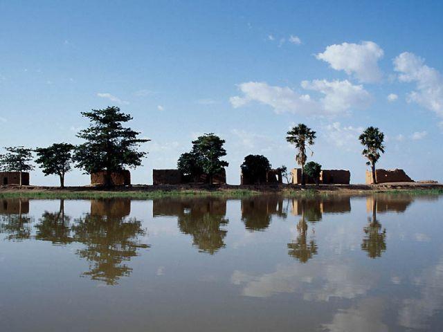 Lake Debo