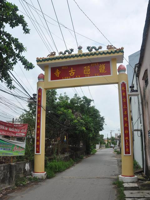 Pagoda Long An