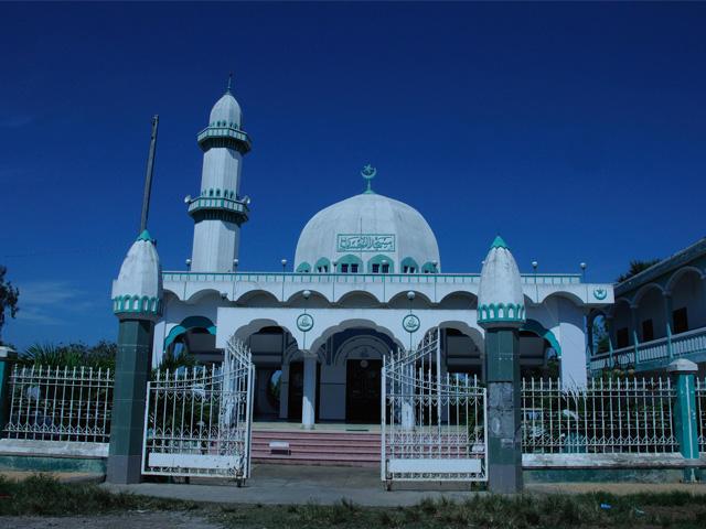 Madrasah Ihsan Temple