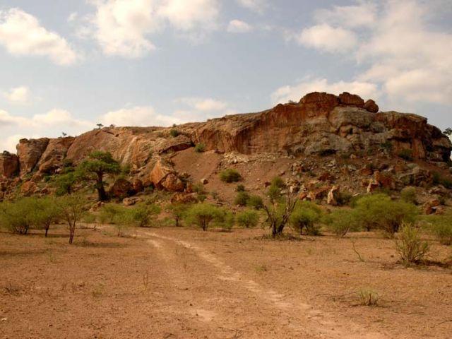 Paysage culturel de Mapungubwe