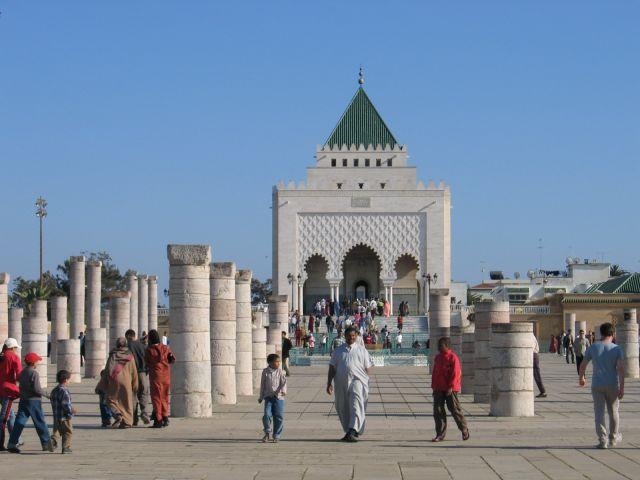 Mausolée Mohammed V