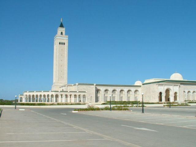 Mosquée El Abidine de Carthage