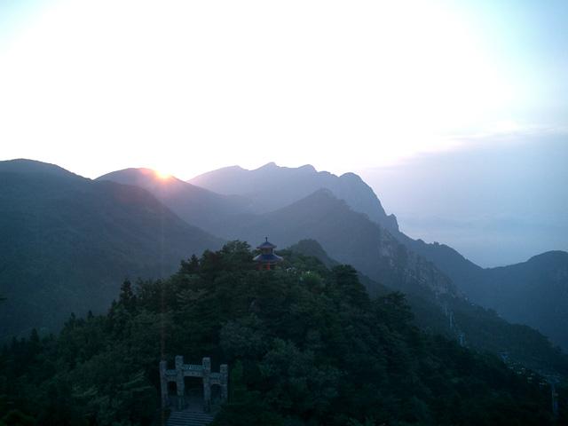 Parc national de Lushan